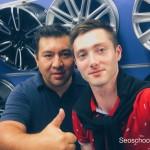 Тимур Хаваншинов и Олег Днепровский