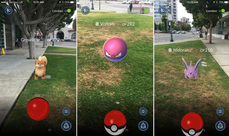 Игра Pokemon Go: история успеха и хронология событий