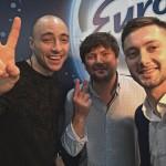 Эфир на радио Europa Plus