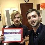 Дмитрий Панин и Олег Днепровский (фотоотчет)